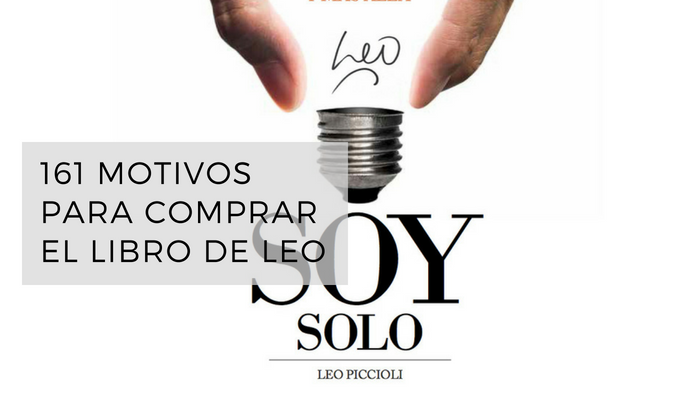 161 Motivos para Comprar el Libro de Leo S03E10 | Leo Piccioli